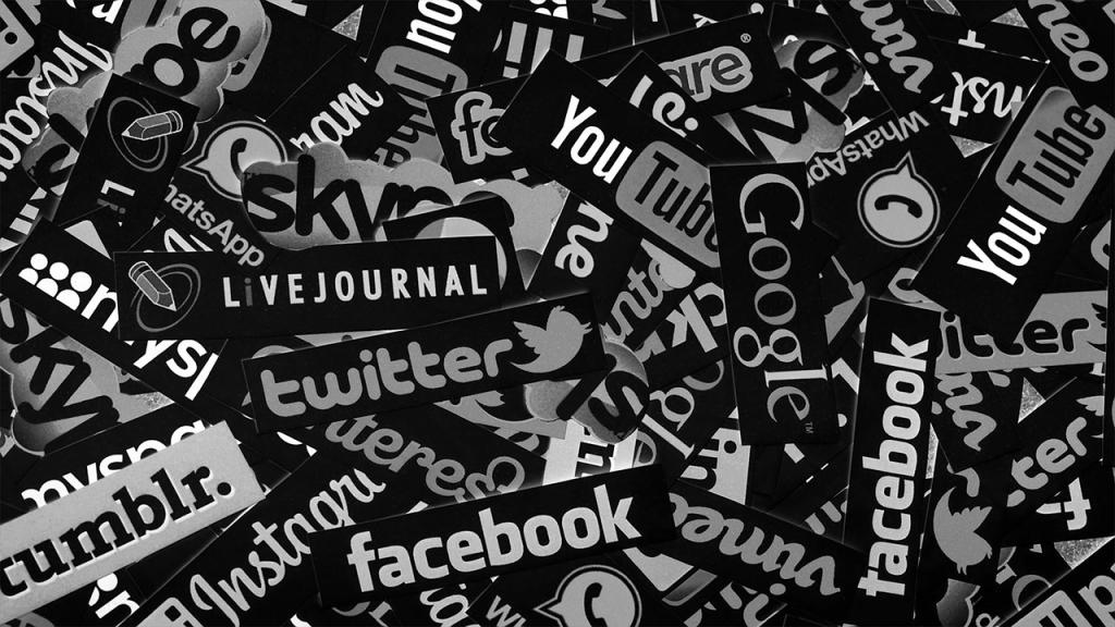 Ne pas confondre médias sociaux et réseaux sociaux!